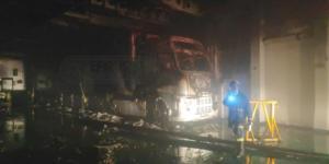 Olympic Champion: Μαρτυρίες επιβατών για τη φωτιά στο πλοίο – Τέσσερις οι τραυματίες