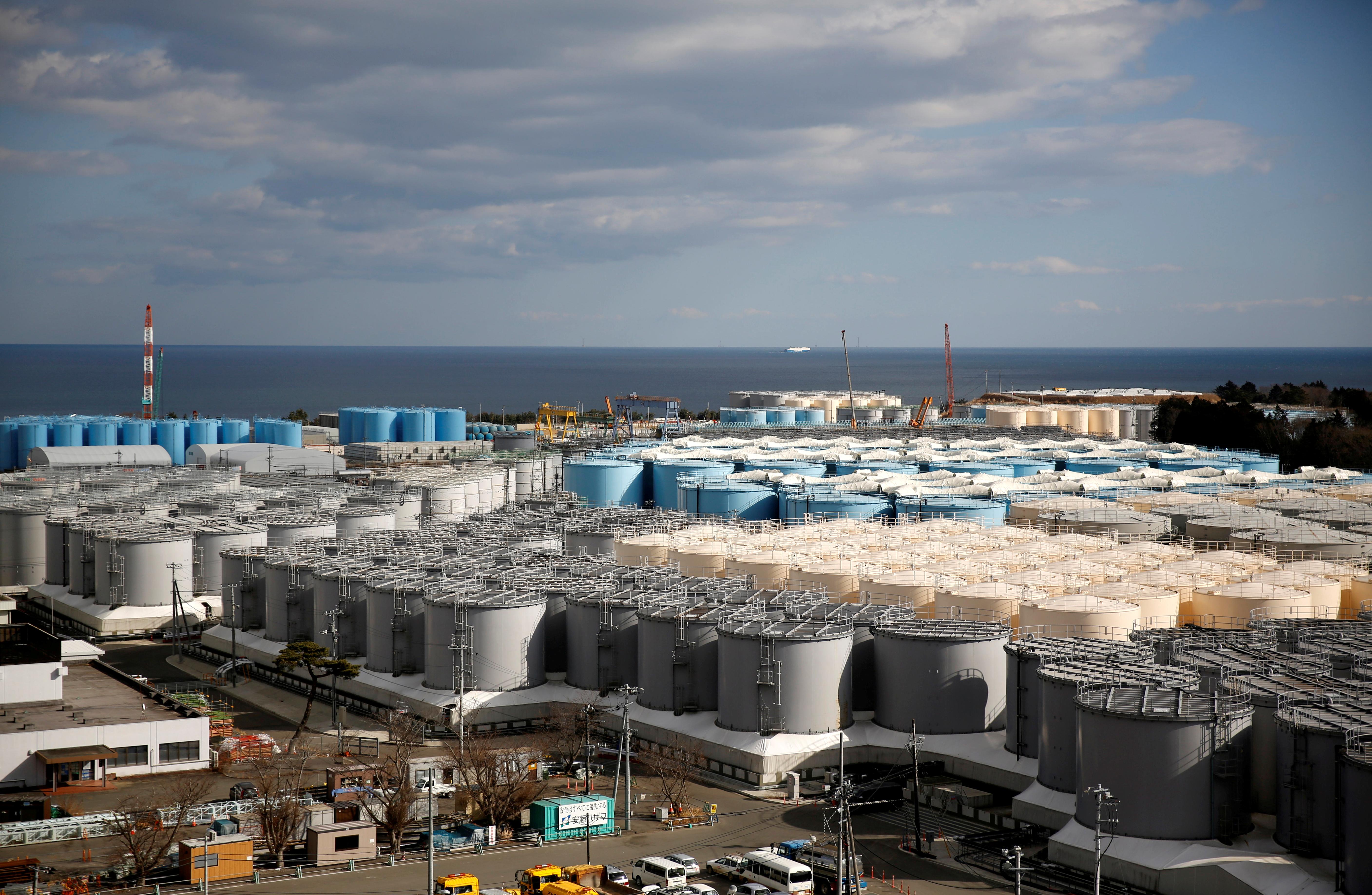 Τρόμος στη Φουκουσίμα! Απειλούν να ρίξουν στον Ειρηνικό ένα εκατ. τόνους ραδιενεργού νερού! Δεν έχουν… που να το βάλουν