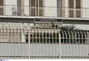 Έφοδος στις φυλακές Κορυδαλλού – Βρήκαν αυτοσχέδια όπλα και ναρκωτικά
