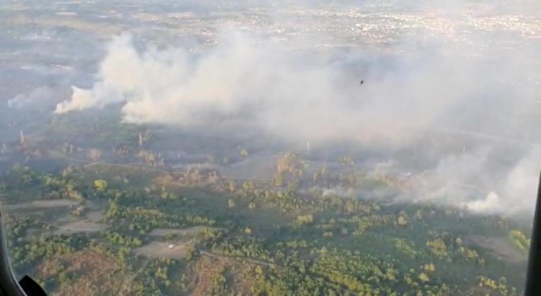 Ισπανία: Καίγεται η Γαλικία! Εκκενώνονται εσπευσμένα πολλά χωριά – video