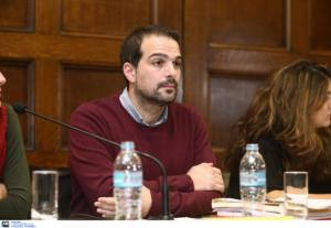 Γαβριήλ Σακελλαρίδης: Τεράστιες ευθύνες της προηγούμενης κυβέρνησης στο προσφυγικό