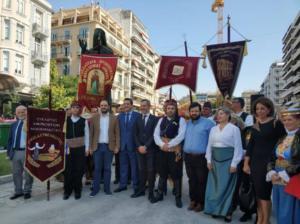 Θεσσαλονίκη: Ημέρα εθνικής μνήμης για τη Γενοκτονία των Ελλήνων της Μικράς Ασίας – video