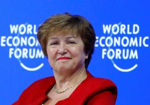 Η Γκεοργκίεβα και επίσημα σε ρόλο Λαγκάρντ στο ΔΝΤ