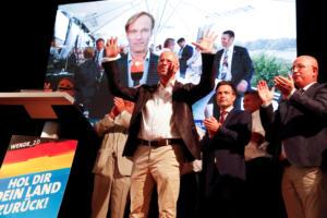 """Γερμανία: """"Πάρτι"""" του ακροδεξιού AfD σε Σαξονία και Βρανδεμβούργο"""