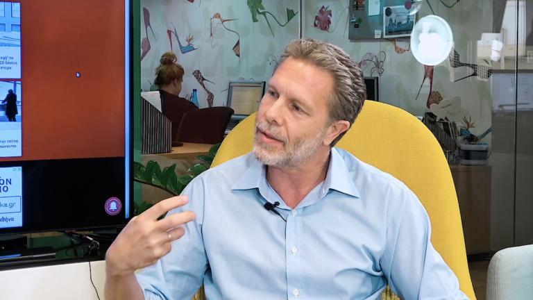 Παύλος Γερουλάνος στο newsit.gr: «Έχω σχέδιο για να βγάλω μπροστά το ΠΑΣΟΚ»