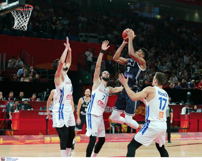 Τσεχία – Ελλάδα 77-84 ΤΕΛΙΚΟ: «Έπεσε» μαχόμενη η Εθνική! Νίκη αλλά… αποκλεισμός