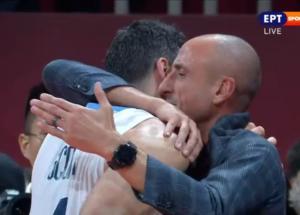 Μουντομπάσκετ 2019: Ανατριχίλα με Σκόλα και Τζινόμπιλι! Το Παγκόσμιο Κύπελλο σε μία στιγμή – video