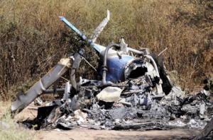 Το Ισλαμικό Κράτος πίσω από τη σύγκρουση δύο ελικοπτέρων με 13 νεκρούς