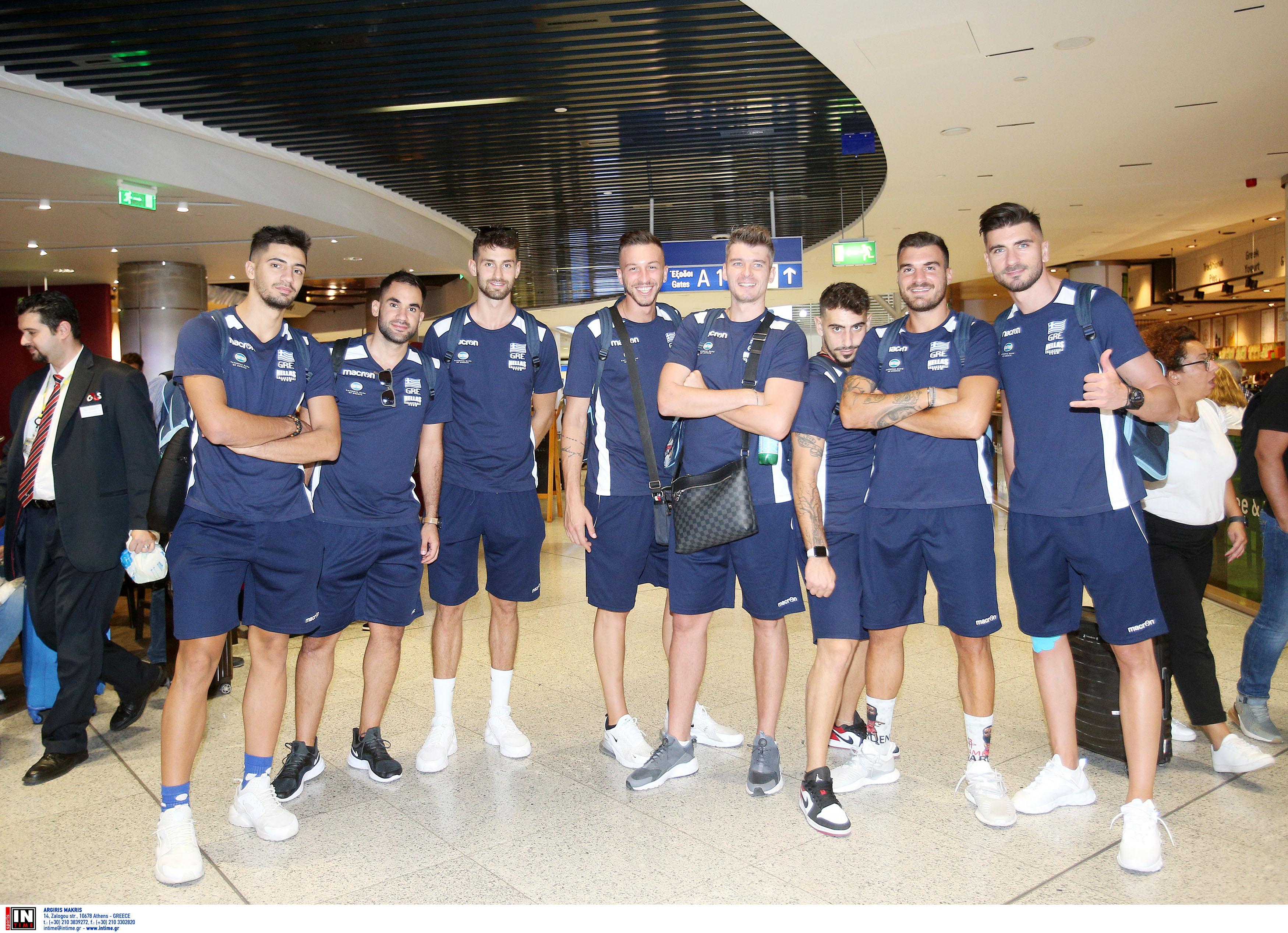 Εθνική Ανδρών βόλεϊ: Με ταλαιπωρία στο Μονπελιέ για το ευρωπαϊκό πρωτάθλημα