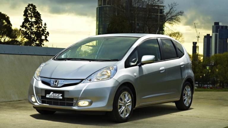 Το υβριδικό Honda Jazz θα επιστρέψει στην Ευρώπη