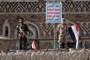 Οι Χούτι υποστηρίζουν ότι αιχμαλώτισαν Σαουδάραβες αξιωματικούς