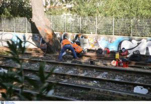 ΗΣΑΠ: Διακοπή δρομολογίων από τον σταθμό Ειρήνη μέχρι Κηφισιά