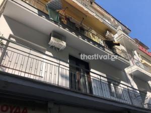 Βουτιά θανάτου για ηλικιωμένη στη Θεσσαλονίκη