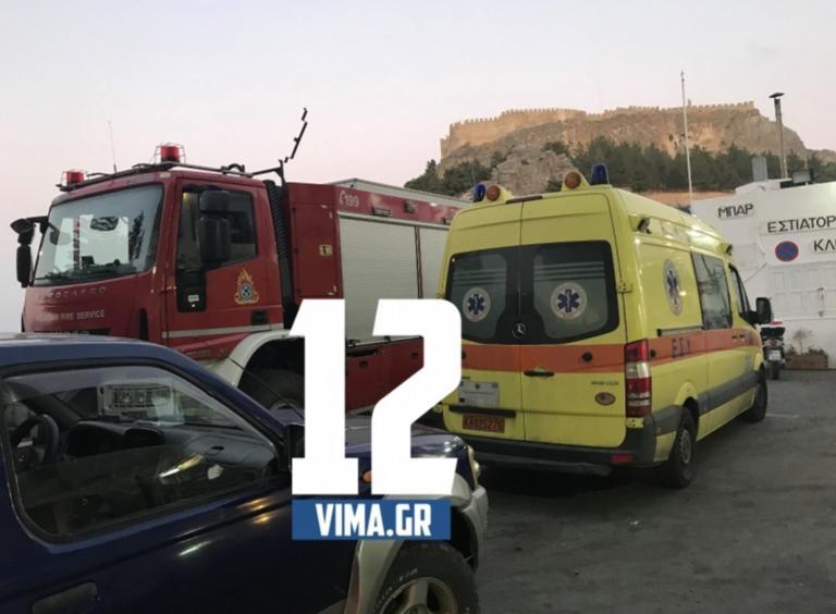 Ρόδος: Τουρίστρια τραυματίστηκε σε λακκούβα 6 μέτρων!