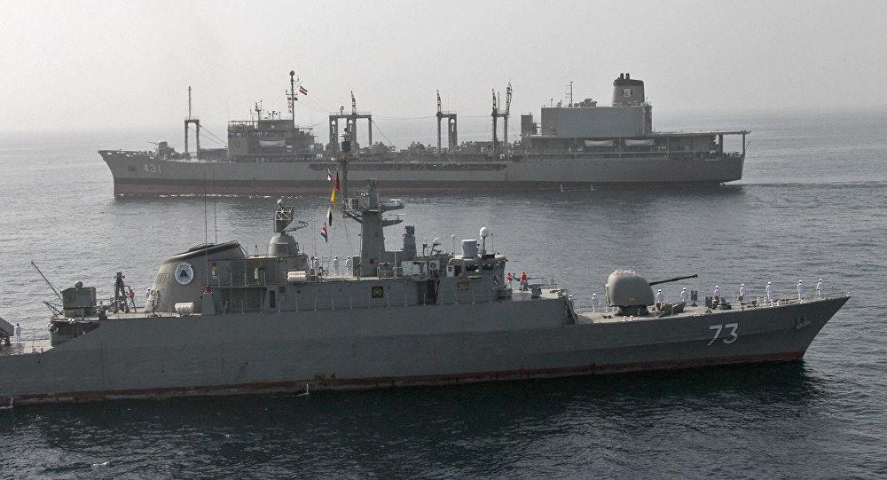 Ιράν - στόλος