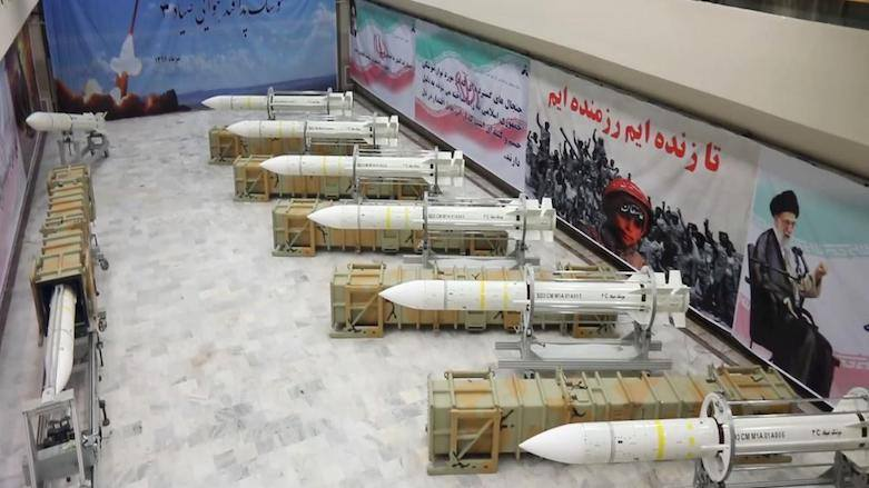 Ιράν - πύραυλοι