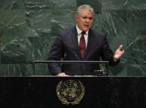 Ψευδή στοιχεία για τη Βενεζουέλα παρέδωσε στον ΟΗΕ ο Ντούκε