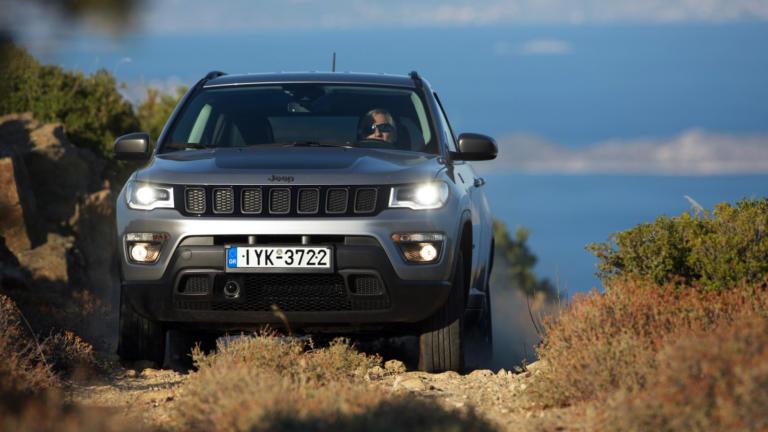 Δοκιμάζουμε το νέο Jeep Compass 2.0 MTJ 4WD Trailhawk [pics]