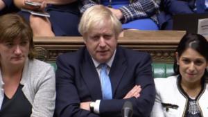 """Βρετανία: Επιστρέφει ταπεινωμένος ο Τζόνσον – Ετοιμάζεται για νέες… """"σφαλιάρες"""""""