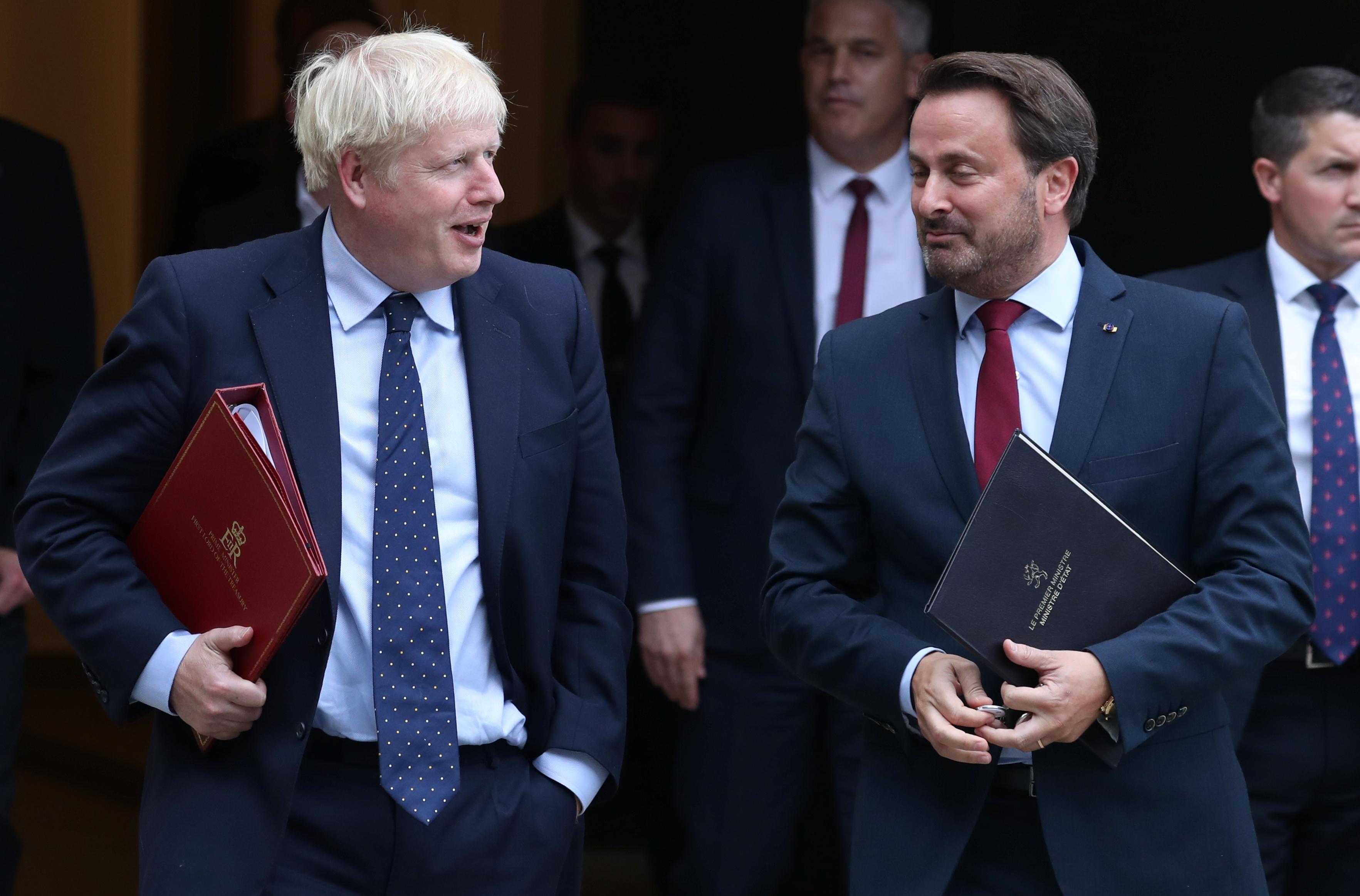 """Τα άκουσε για τα καλά ο Τζόνσον! """"Μην κατηγορήσεις την ΕΕ για το χάος του Brexit"""""""