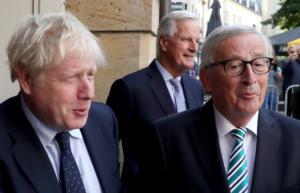 Brexit – Γιούνκερ σε Τζόνσον: Αν δεν θέλετε backstop, βρείτε εναλλακτικές