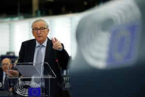 """Brexit: """"Μια τραγική στιγμή για την Ευρώπη"""" λέει ο Γιούνκερ!"""