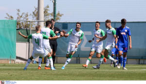 """Παναθηναϊκός – Ολυμπιακός: """"Πράσινο"""" το ντέρμπι με τριάρα στο Κ19!"""