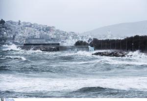 Καιρός σήμερα: Θα μας πάρει ο άνεμος! Εννιά μποφόρ στο Αιγαίο