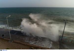 Καιρός σήμερα: Πολλά τα μποφόρ στο Αιγαίο – Στους 32 βαθμούς ο υδράργυρος