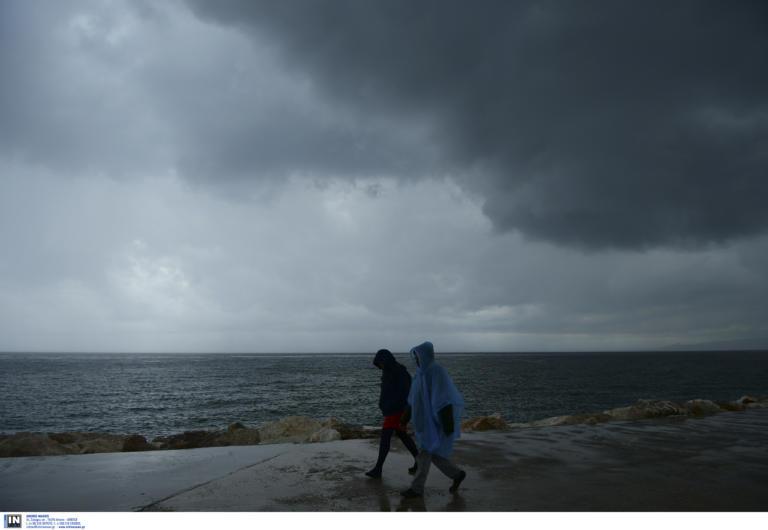 Καιρός: Βροχερή και δροσερή η Παρασκευή