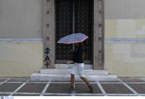 Καιρός: Πτώση της θερμοκρασίες, βροχές και καταιγίδες