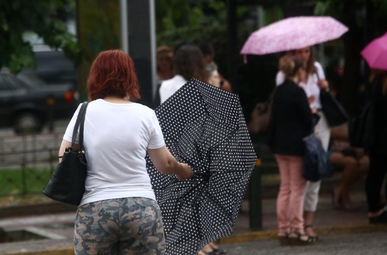 Καιρός σήμερα: Βροχές στο μεγαλύτερο μέρος της χώρας