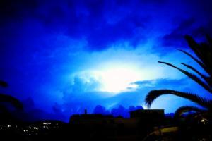 Καιρός αύριο: Επιδείνωση με ισχυρές βροχές, καταιγίδες και χαλάζι!