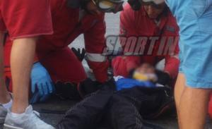 Πάτρα: Τραυματίες σε πίστα καρτ – Πάγωσαν οι θεατές στην πιο δύσκολη στροφή της πίστας [pics, video]