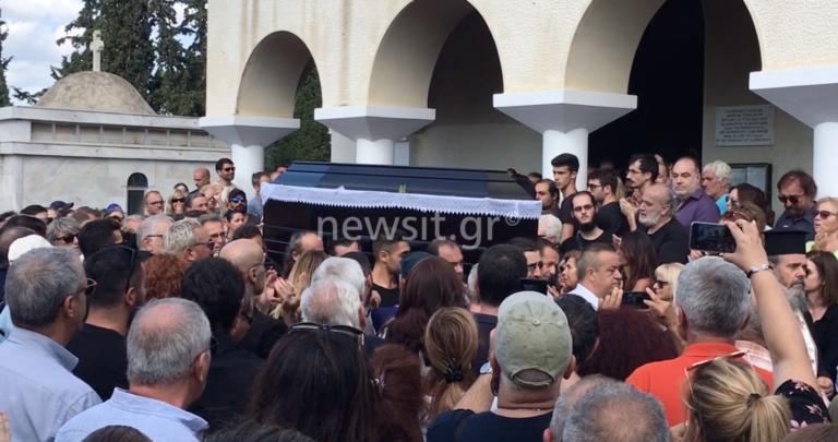 Λαυρέντης Μαχαιρίτσας: Το τελευταίο αντίο – Συντετριμμένοι Πορτοκάλογλου, Σταρόβας