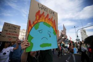 2019: Η χρονιά που οι πολίτες πήραν στα χέρια τους την κλιματική κρίση