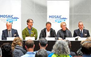 Κλιματική αλλαγή: Ξεκινά η μεγαλύτερη επιστημονική αποστολή στην Αρκτική