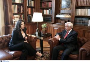 Κωνσταντοπούλου: Ο Παπαγγελόπουλος δρούσε με εντολές του Τσίπρα του Παυλόπουλου