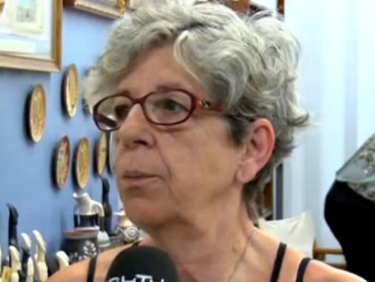 Κρήτη: Φτυστή ο πατέρας της – Κόρη πασίγνωστου ηθοποιού αναμοχλεύει τις μνήμες της – video