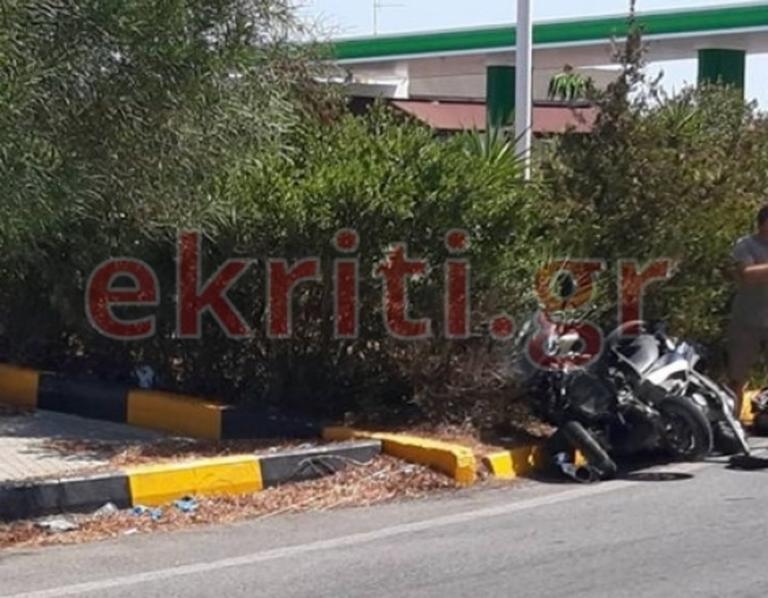 Ηράκλειο: Τροχαίο στο σημείο καρμανιόλα που σκοτώθηκε η άτυχη Κάλλια