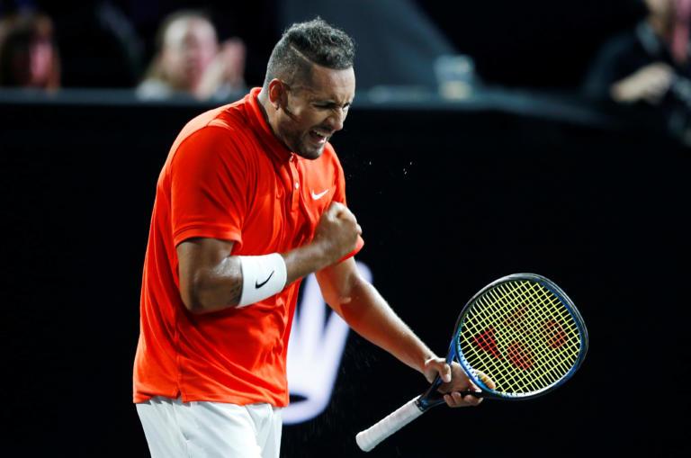 Αντετοκούνμπο και Τσιτσιπάς για Κύργιο: «Μαύρο πρόβατο και Ρόντμαν του τένις»