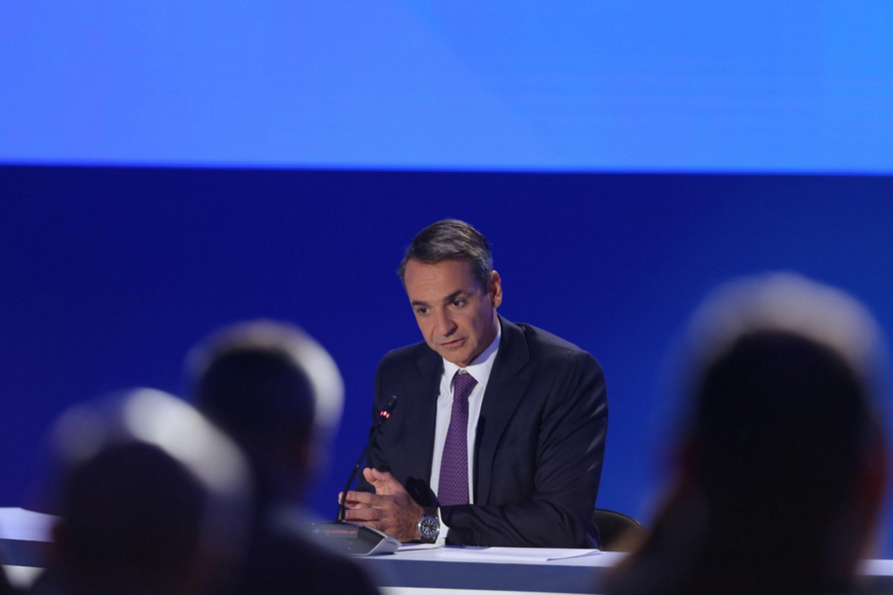 ΔΕΘ 2019 – Μητσοτάκης: Τι θα ισχύσει για αναδρομικά συνταξιούχων και μειώσεις φόρων