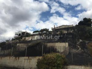 Φωτιά στο Λαγονήσι: Από τύχη δεν θρηνήσαμε θύματα