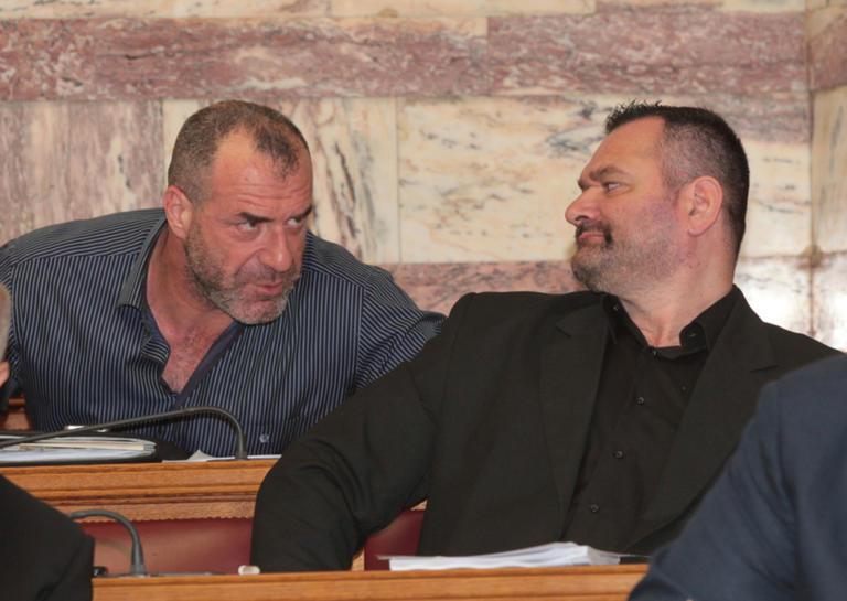 Χρυσή Αυγή: 8 μήνες με αναστολή σε Λαγό και Μίχο για το «Συνεργείο»