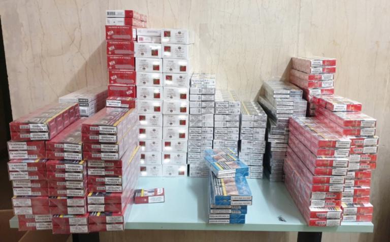 Αποθήκη λαθραίων τσιγάρων η ΑΣΟΕΕ – Επιχείρηση της αστυνομίας και συλλήψεις!