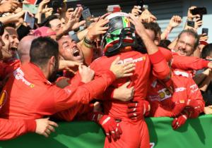 Formula 1: Θρίαμβος Λεκλέρκ στη Μόντσα! Τα έκανε… θάλασσα ο Φέτελ – video