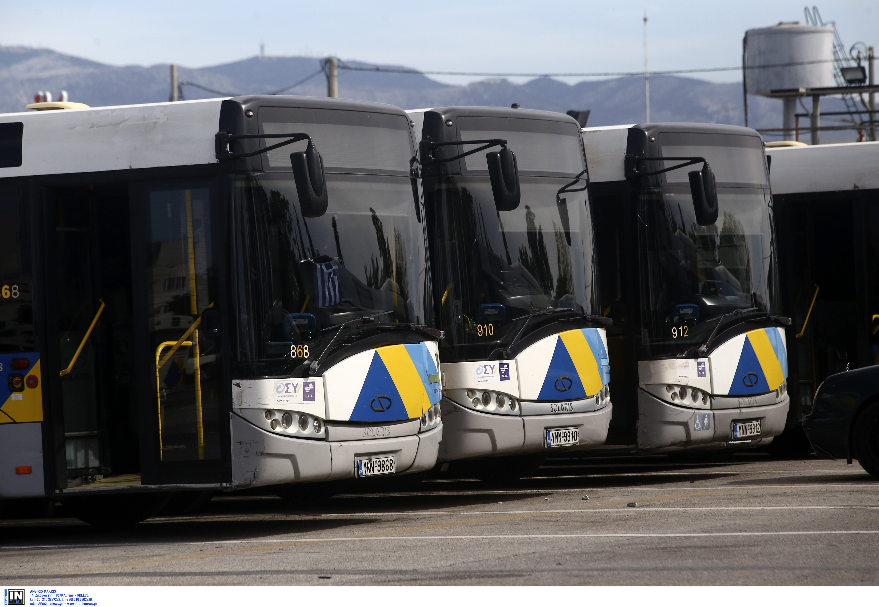 Χωρίς ΗΣΑΠ, τρόλεϊ και λεωφορεία αύριο – Στάσεις εργασίας σε Μετρό και Τραμ – Πως θα κινηθούν τα Μέσα Μεταφοράς λόγω απεργίας