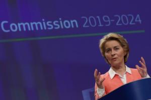 Κομισιόν: Στις 27 Νοεμβρίου η νέα προσπάθεια έγκρισης της Φον ντερ Λάιεν