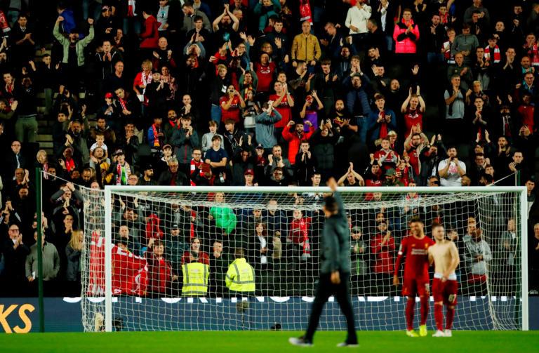 """Λίβερπουλ: """"Δεν γλιτώνει τον αποκλεισμό στο League Cup"""" λένε οι Άγγλοι"""