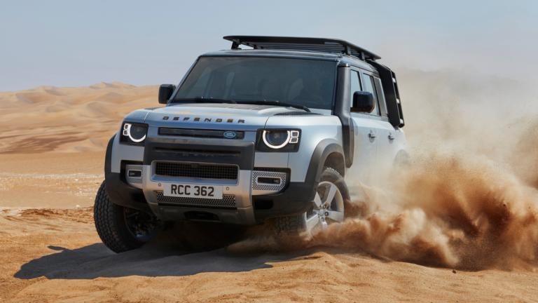 Το θρυλικό Defender της Land Rover επιστρέφει, εξελιγμένο σε όλους τους τομείς [vid]